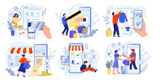different kinds of ecommerce platforms|Ecommerce platform|