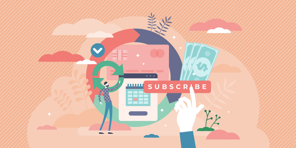 Subscription payments